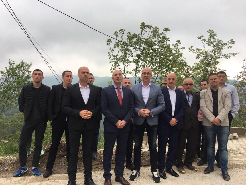 Српска листа за Ђурђевдан међу Горанцима