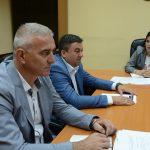Управљачки тим ЗСО са Тодосијевићем