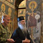 Епископ Теодосије забринут због етнички мотивисаних напада на Србе