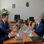 Ђурић са амбасадором Кифом о формирању ЗСО
