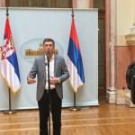 Dveri: Nova pretnja smrću Bošku Obradoviću