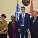 Đurić: Međunarodna misija KFOR-a ključni garant mira