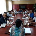 Управљачки тим ЗСО о просторном планирању