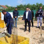 Laplje Selo: Kamen temeljac za nove kvadrate
