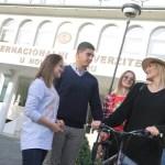 Упис студената на Интернационалном Универзитету у Новом Пазару