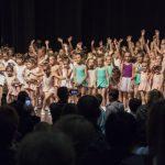 Prva škola, prvi koncert, emocije i gromoglasan aplauz za male balerine i baletane