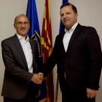Спасевски и Гаши у Скопљу о безбедносним изазовима