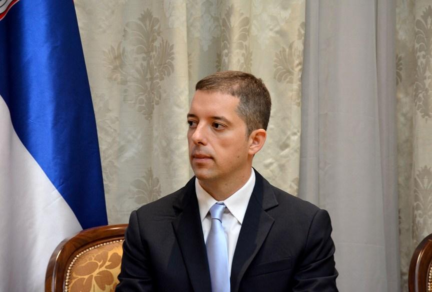 Ђурић: Тачијева идеја о Великој Албанији је поражен шовинистички пројекат