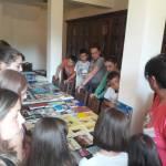 Letnja škola kaligrafije, ćirilice, istorije i muzike u manastiru Svetih Arhangela kod Prizrena