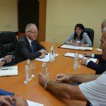 ОЕБС информисан са током израде нацрта статута ЗСО