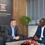 Поповић са представницима УНИЦЕФ-а о будућој сарадњи, без присуства медија