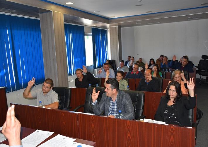На осмој редовној седници СО Грачаница усвојен буџет за 2019. годину