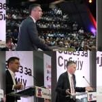 У Београду основан Савез за Србију, за сада највећи опозицини блок актуелној власти