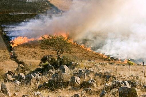 Угашена три пожара на територији Општине Грачаница