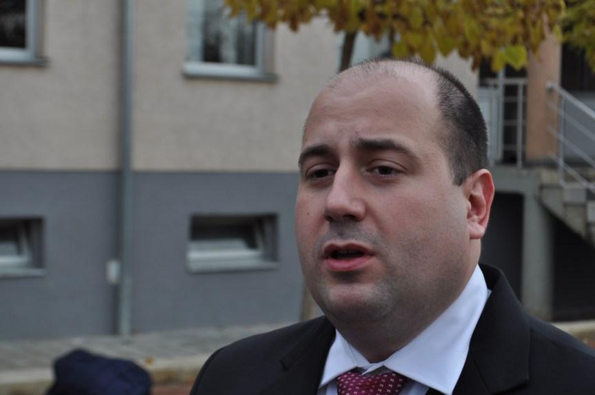 Козарев на обележавању градске славе у Косовској Митровици