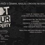 """""""Није твоје власништво"""", пројекција документарца у организацији УПЖ """"Авенија"""""""