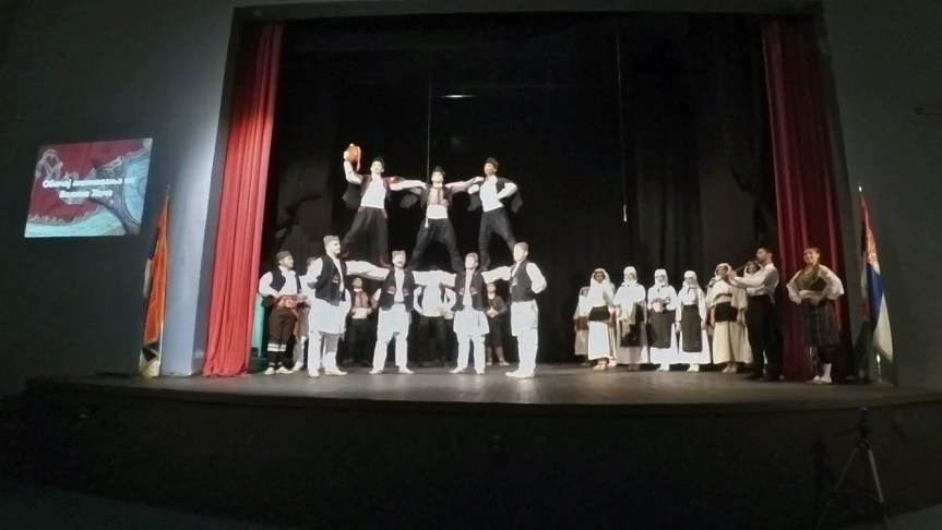 """Венац"" вечерас наступа на сцени Народног позоришта у Нишу"
