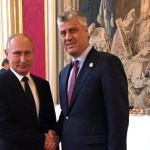 Сусрет Тачи-Путин подстакао контрадикторне ставове