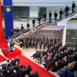 Tači na svečanosti u Prištini: Najveće je zadovoljstvo biti vrhovni komandant BSK-a