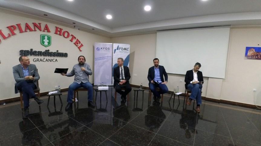 Дебата о дијалогу Београда и Приштине: Производња хаоса је једини важан бисниз на овим просторима
