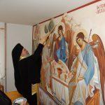 Манастир Бањска: Освештани конаци у славу Светог архиепископа српског Данила Другог