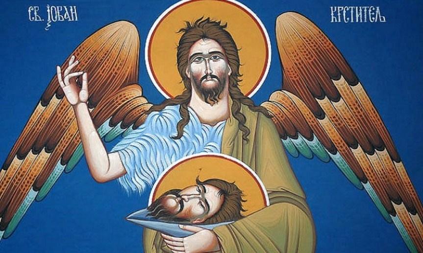 """Данас се слави свети Јован Крститељ: """"Волите један другог"""""""