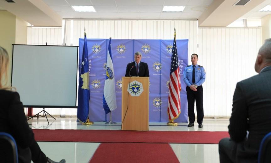 Коснет и Каљај: Косовска полиција усмерен на борбу против тероризма и организованог криминала