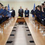 И седморо српских судија положили заклетву пред Хашимом Тачијем
