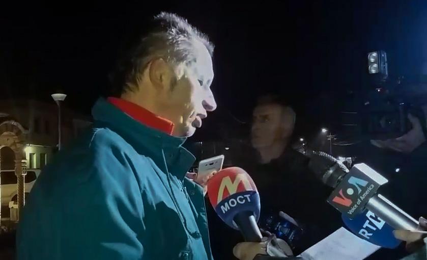 Бранислав Марковић: Сраман однос власти и опозиције према Србима на КиМ