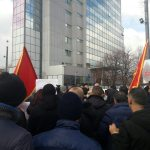 Veterani OVK protestovali ispred Vlade Kosova