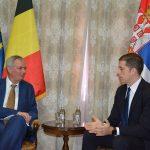Ђурић са амбасадором Белгије: Приштина читав регион гура у правцу дестабилизације