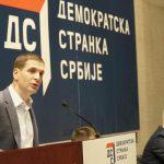 DSS pred Predsedništvom Srbije organizuje protest protiv prodaje Kosova