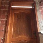 Гораждевац: графит УЧК на вратима српске куће