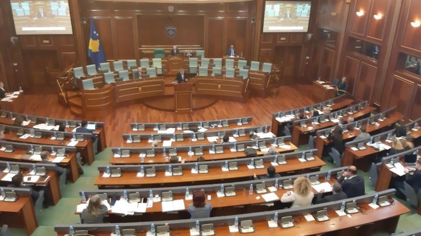 Жестока расправа у Скупштини Косова око утрошених средстава за прославу косовске независности