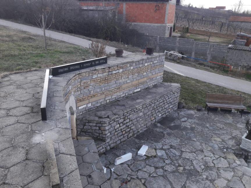 Đurić: Ne sme se dozvoliti da ekstremisti budu nekažnjeni i da svoju mržnju iskauljuju nad nedužnim srpskim stanovništvom