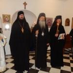 Призрен: Прво монашење у обновљеној капели Светог Владике Николаја у манастиру Светих Архангела
