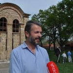 Direktor Kombank dvorane Igor Stanković u Gračanici: Drago mi je da ovo mesto odiše verom u bolje sutra!