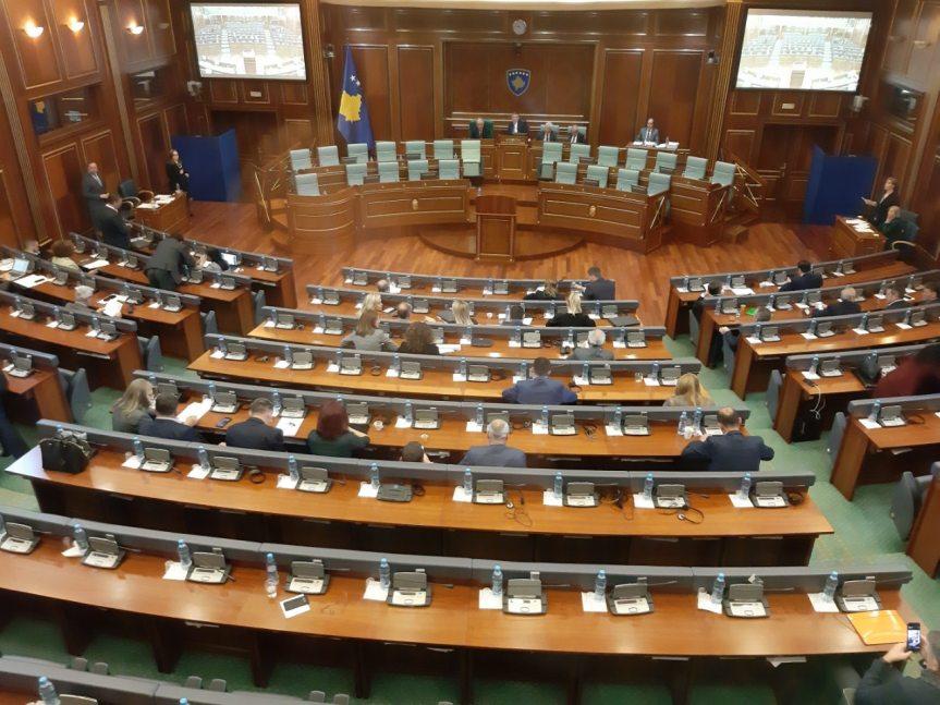 У новом скупштинском сазиву 58 посланика Покрета Самоопредељење