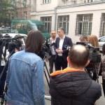 Obradović danas predao krivičnu prijavu protiv ministra Vulina