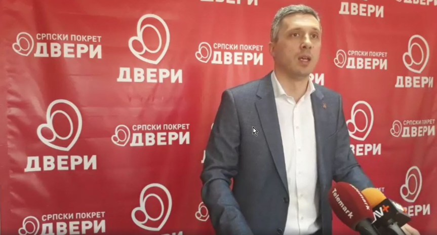 Бошко Обрадовић: Присиљавање људи да одлазе на контрамитинг је крај демократије
