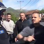 Росу против Срба у Штрпцу употребила пендреке и сузавце