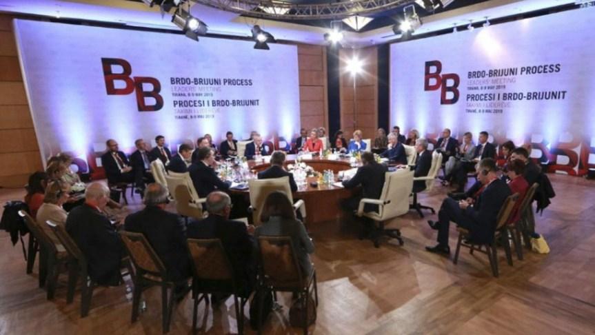 """Proces """"Brdo- Brioni"""": Kosovo i Srbija za dijalog i regionalnu bezbednost"""