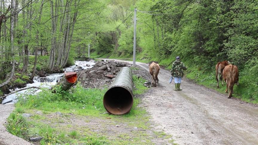 Штрпце: Привремено обустављена изградња минихидроцентрале код места Обе реке