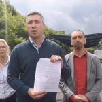 Бошку Обрадовићу данас поново забрањен улаз на Косово и Метохију