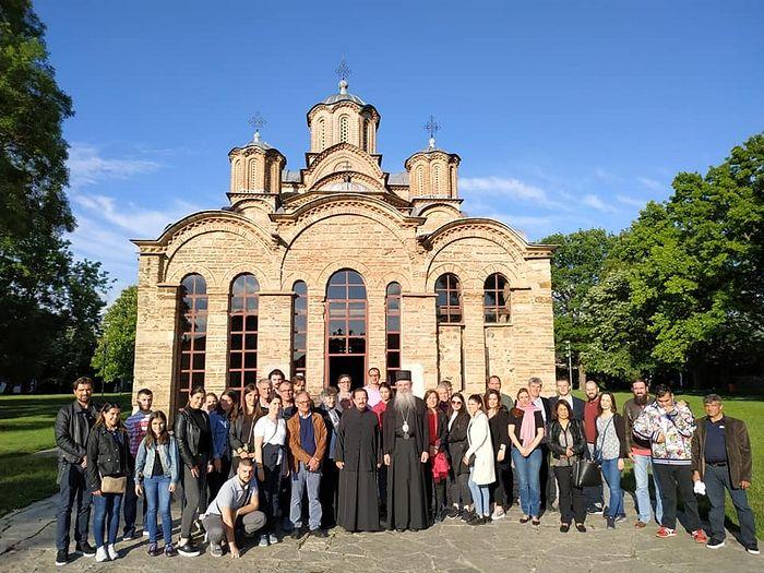 Срби из Берлина у посети Косову и Метохији