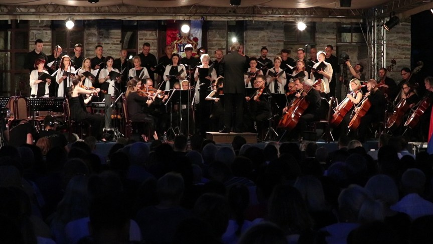 """""""Видовданско песничко бденије"""" и наступ Симфонијског оркестра и хора РТС-а"""