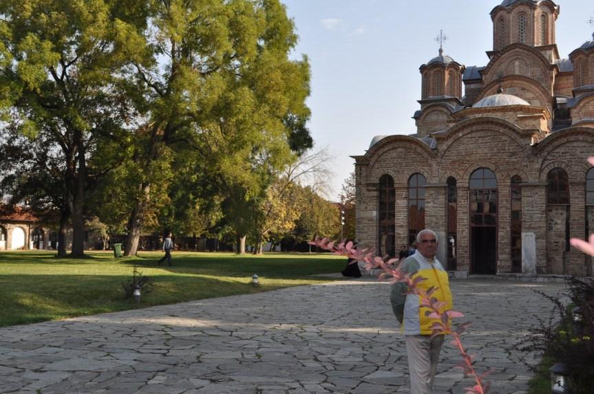 Ментално болесна особа узнемиравала сестринство манастира Грачаница