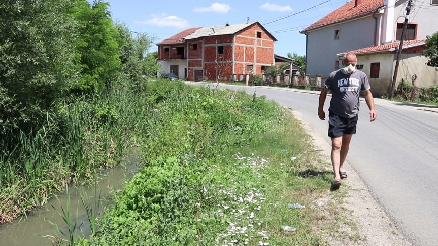 Срђан Поповић тражи од амбасада, ОЕБС-а и градоначелника Приштине да се озбиљно заузму за решавање питања реке у Лапљем Селу