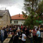 Зочиште: Велики број верника присуствовао литургији поводом храмовне славе