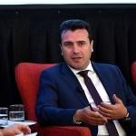"""Зоран Заев каже да је размена територије  Косова и Србије """" трач"""""""